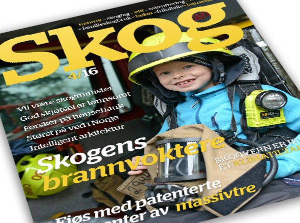 Magasinet Skog er hele skogeiersamvirkets medlemsblad. Bladet utgis av Norges Skogeierforbund.