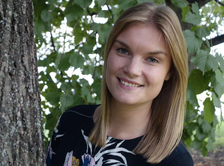 Ida Aarø er ansatt i Norges Skogeierforbund