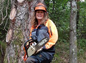 Ny styreleder for Kvinner i Skogbruket