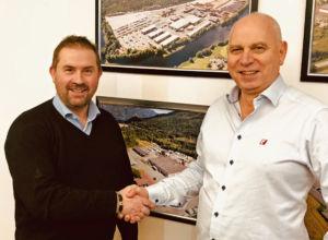 Bergene Holm investerer 50 millioner i Åmli