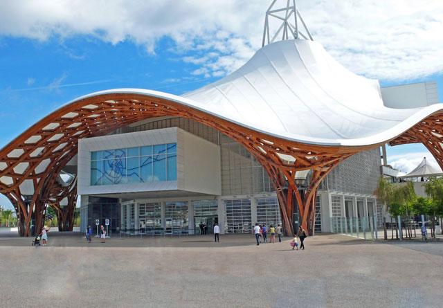 Centre Georges Pompidou, er ett av prosjektene til Hermann Blumer, som vil innlede på treakitekturkonferansen 14. november.