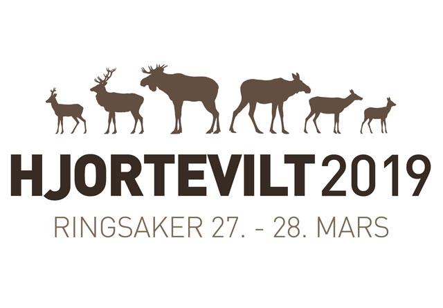 Hjortevilt 2019 logo