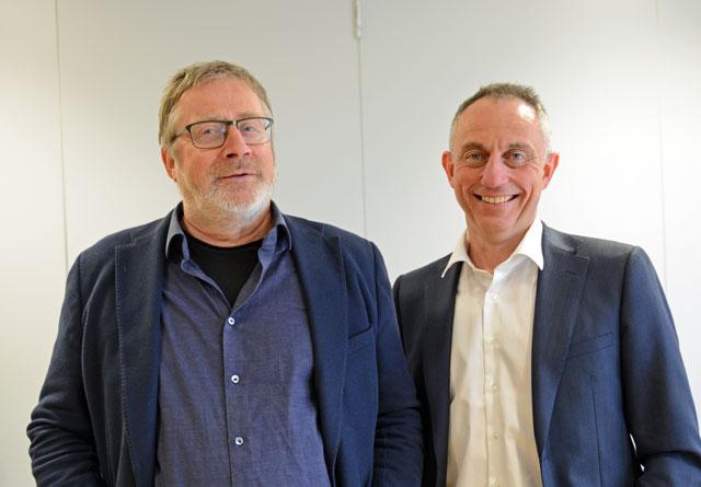 Ole Theodor Holth og Gudmund Nordtun styrer Glommen med stø kurs mot fusjon med Mjøsen.
