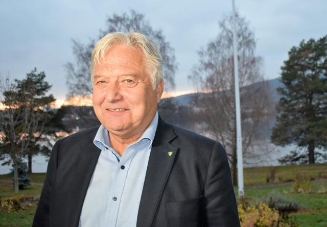 Olav Breivik er styreleder i Viken Skog.