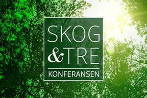 Velkommen til årets Skog & Tre-konferanse 28.-29.mai!