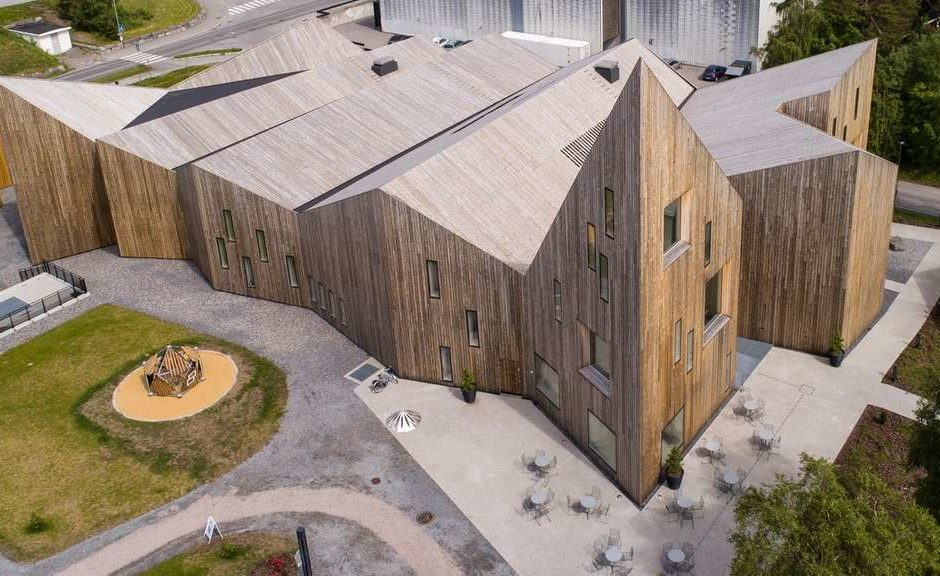 Romsdals museum. Foto Johnny Bratseth