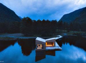 Nasjonal pris til Soria Moria sauna